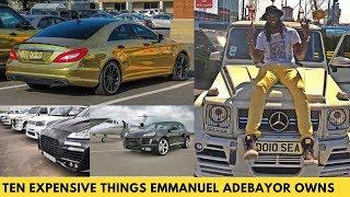 Ten Expensive Things Wizkid Owns?Private Jet?Mansion?Cars? HD
